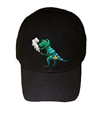 : 100% algodón negro ajustable sombrero – Bote de