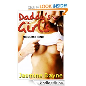 Daddy's Girls (Volume 1) Jasmine Dayne
