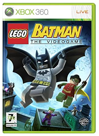 Amazon.com: LEGO Batman: The Videogame (Xbox 360): Video Games