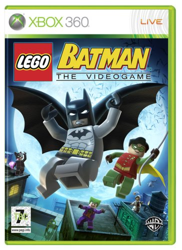 (LEGO Batman: The Videogame (Xbox 360))
