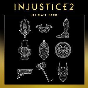 Injustice 2: Ultimate Pack (Season Pass) - PS4 [Digital Code]