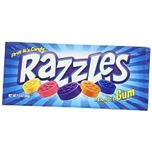 Razzles Original Pouch 24 Units, 0.96-Kilogram