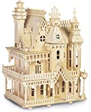 Fantasy Villa QUAY Woodcraft Construction Kit FSC