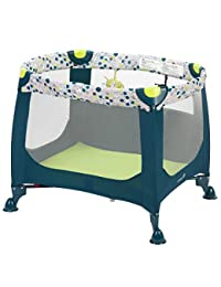 Safety 1st Happy Space Play Yard, Confetti Blue BOBEBE Online Baby Store From New York to Miami and Los Angeles