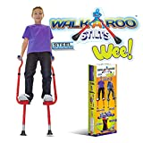 Walkaroo Wee Stilts, Assorted Colors (Red & Blue)