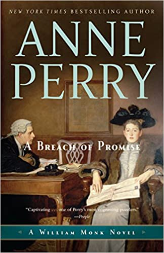 A Breach Of Promise A William Monk Novel Anne Perry 9780345523747