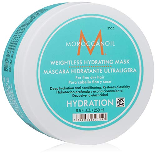 MOROCCANOIL Weightless Hydrating Mask Fragrance Originale, 8.5 Fl. Oz. (Moroccan Oil Masque Hair)