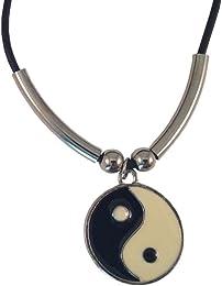 Pendant Necklaces, Yin Yang Pendant, Heart Shaped Pendant, Cross Pendant, Peace Sign Necklace, Cord Necklaces