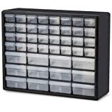 Plastic Nuts Bolts Tools Parts Hardware Craft Storage Cabinet Drawer Organizer