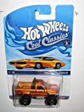2014 Hot Wheels Cool Classics 2/30 - 1987 Toyota Pickup (Card Variation)