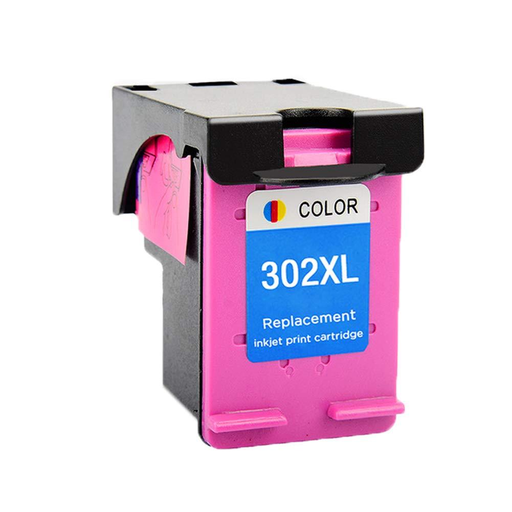 1 x Tricolor Cartuchos de Tinta reciclados HP 302 XL ...