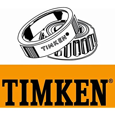 Timken SET601 Wheel Bearing and Race Set: Automotive