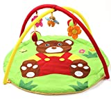 Guurachi Bear Multi-Activity Playmat & Gym Baby Toy
