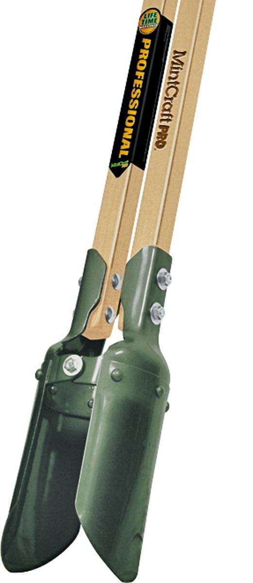 Mintcraft PRO 33241 Pro Wood Handle Post Hole Digger