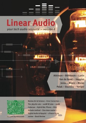 Linear Audio Vol 8: Volume 8 by Linear Audio
