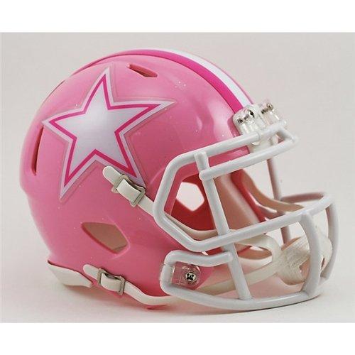 Dallas Cowboys Pink Speed Mini (Cowboys Pink Mini)