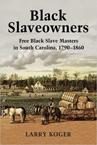 Amazon black slaveowners free black slave masters in south amazon black slaveowners free black slave masters in south carolina 17901860 ebook larry koger kindle store fandeluxe PDF
