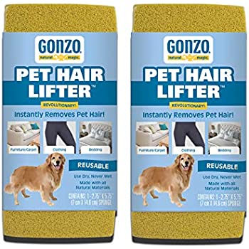 Amazon Com Gonzo Pet Hair Lifter Remove Dog Cat And
