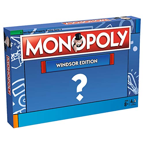 (Winning Moves 033312 Royal Windsor Monopoly, Multi-Colour)