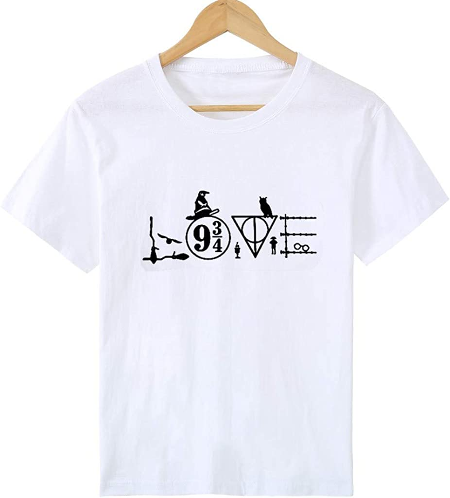 Mifelio Womens Summer T Shirt Funny Family Sister Gift for Loose Graphic Tee