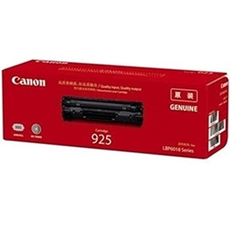 Canon 925 Toner Cartridge Black