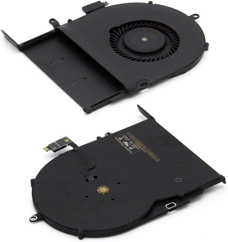 076-00071 MMOBIEL Laptop CPU Cooling Fan Replacement Compatible with MacBook Pro A1502 Late 2013-2015 Part Nr:/076-1450