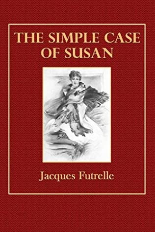 book cover of The Simple Case Of Susan