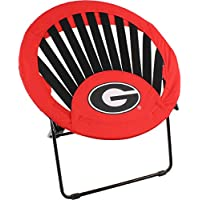College Covers Georgia Bulldogs NCAA Rising Sun Bungee Chair