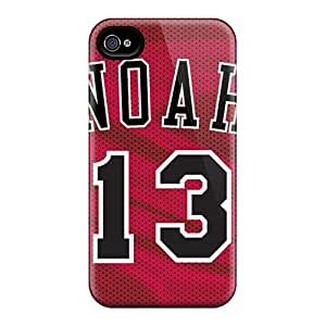 Shockproof Hard Phone Case For Iphone 6plus (Yxr4902raDs) Support Personal Customs High Resolution Chicago Bulls Pictures