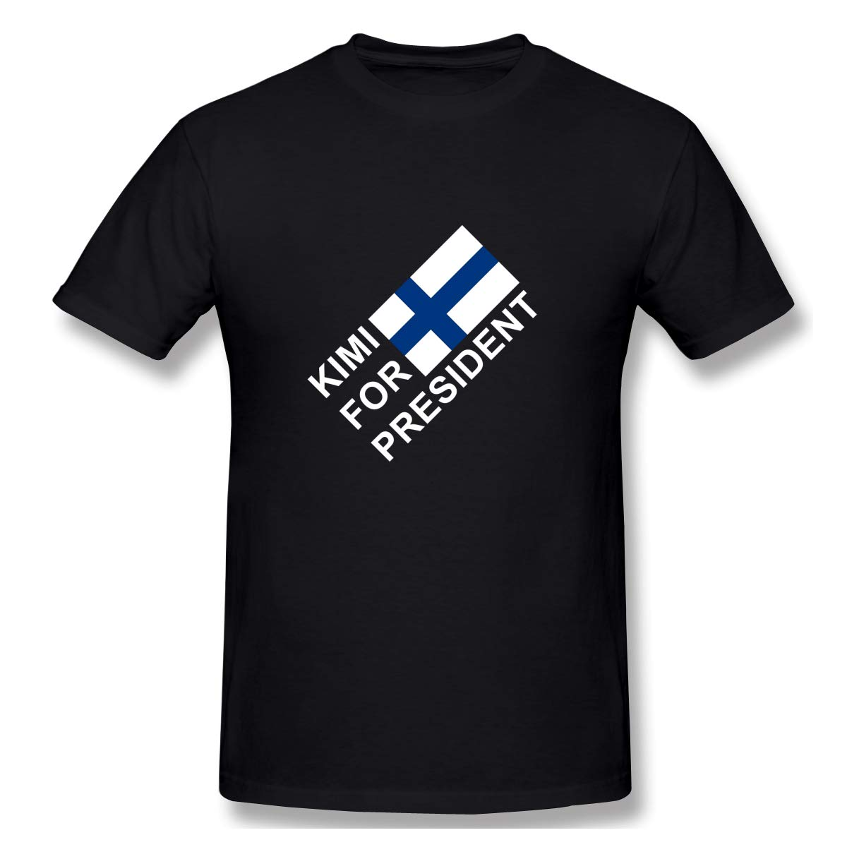 Gallagher Kimi For President Casual T Shirt Short Sleeve Tee For