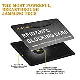 RFID Blocking Card | NFC Contactless Cards