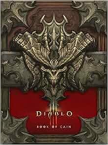 Diablo 3 book of cain