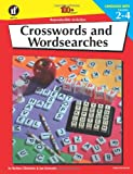 Crosswords and Wordsearches, Barbara Glickstein and Jan Kennedy, 0880128232