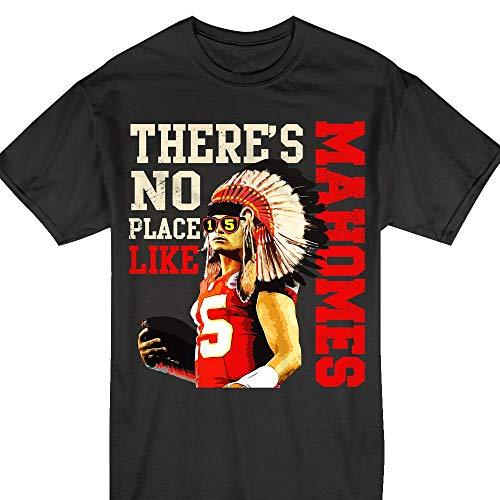 78edad5c0 Jual There s No Place Like Mahomes 15 Kansas City KC Football Jersey ...