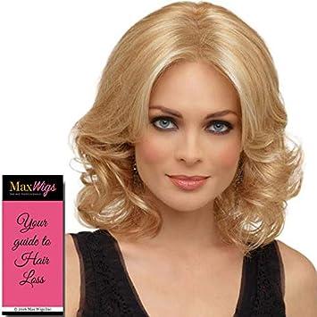 Amazon.com : Ashley Wig Color Black - Envy Wigs 9