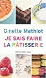 Je sais faire la pâtisserie par Mathiot