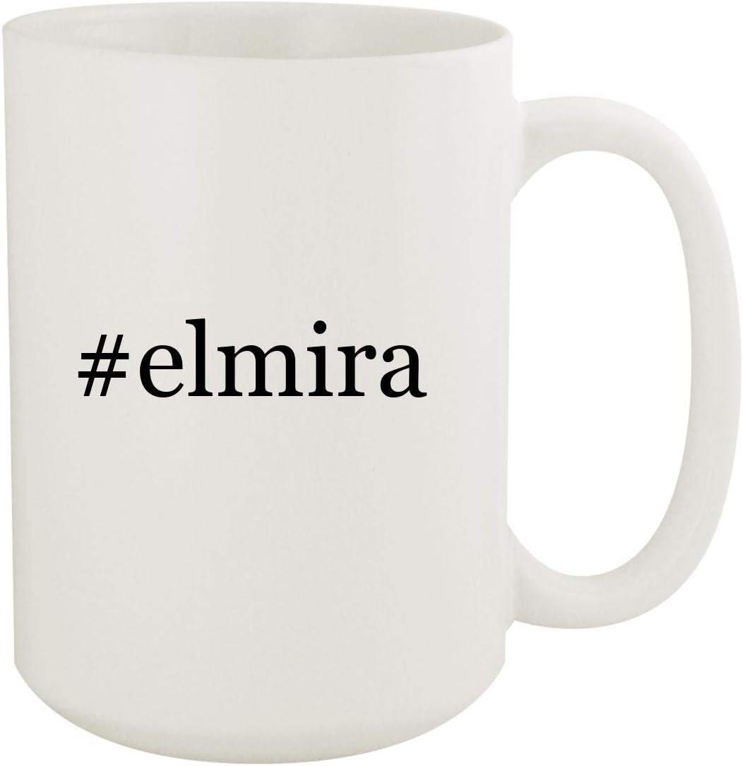 #elmira - 15oz Hashtag White Ceramic Coffee Mug