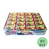 Boruto Bubble Gum 60pcs Cola Taste 0.2oz Japanese