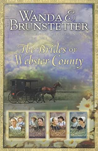 book cover of Webster County Omnibus