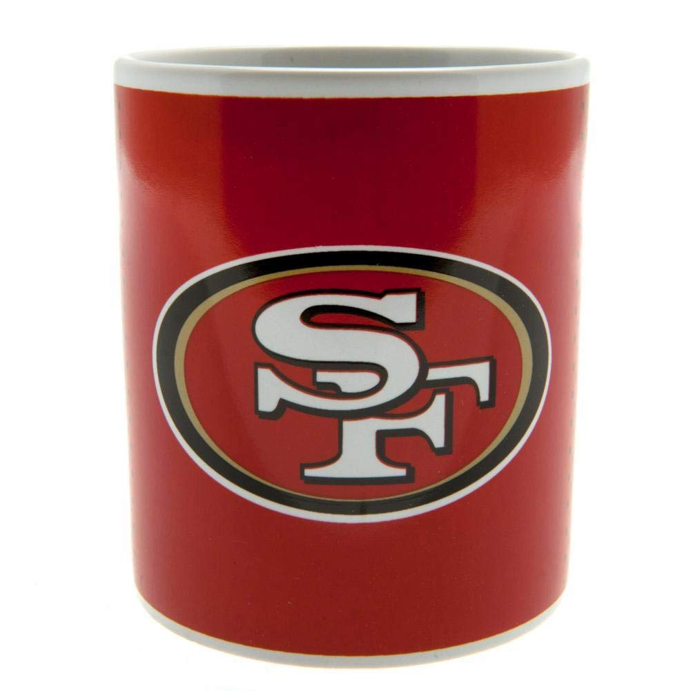 San Francisco 49ers Fade Tasse