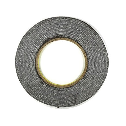 Qualilty Double Side 2mm Adhesive 3M Sticker Tape Fix For Cellphone Touch Screen LCD New