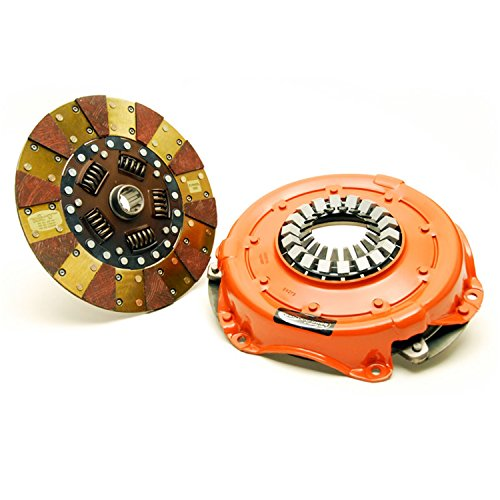 Friction Dual Kit Clutch (Centerforce DF193675 Dual Friction Clutch Pressure Plate and Disc)