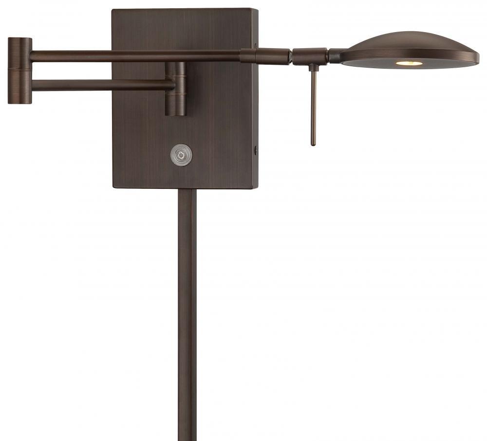 George Kovacs P4338-647 LED Swing Arm