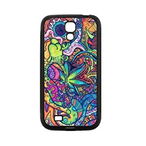 Trippy Protective Rubber Back Fits Cover Case for SamSung Galaxy S4