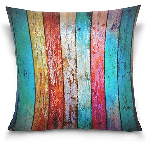 with Faces Pattern Decorative Throw Pillowcase Cushion Pillow Cover 18