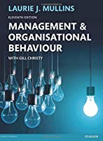 Management & Organisational Behaviour, 11th Edition Front Cover