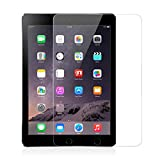 Image of New iPad 9.7 in (2017) / iPad Air 2 / iPad Pro 9.7 in / iPad Air Screen Protector, Anker Tempered Glass Tablet Screen Protector with Retina Display, Anti-Scratch, Anti-Fingerprint, Easy Installation