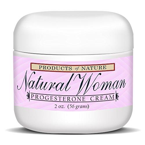 Natural Woman progestérone crème par les produits de la nature. Technologiquement avancée alternative naturelle au traitement hormonal substitutif, gâteries symptômes de la ménopause, les bouffées de chaleur Réduit, et sueurs nocturnes. Idéal pour les fem