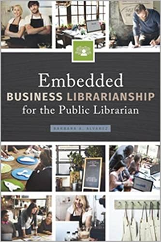Book Embedded Business Librarianship for the Public Librarian