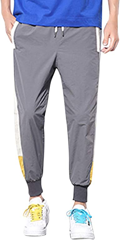 Men/'s Proud American Jogger Training pants sweatpants gym running workout